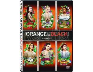 ORANGE IS THE NEW BLACK: STAGIONE 3 SERIE TV - DVD