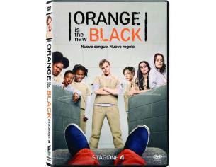 ORANGE IS THE NEW BLACK: STAGIONE 4 SERIE TV - DVD