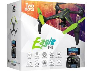 TWO DOTS DRONE EAGLE 3.0 CAMERA DRONI telecamera HD 720p