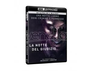 LA NOTTE DEL GIUDIZIO 4K UHD AZIONE - BLU-RAY