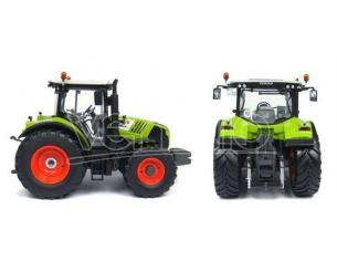 Universal Hobbies Uh4298 Trattore Claas Arion 550 Con Front Weight 1:32 Modellino