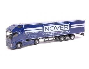 HOLLAND OTO UH9007 VOLVO FH NOVER TRANSPORT & LOGISTIEK 1:50 Modellino