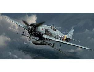 Hasegawa HG01984 FOCKE-WULF FW190A-8 W/BV246 HAGELKORN KIT 1:72 Modellino
