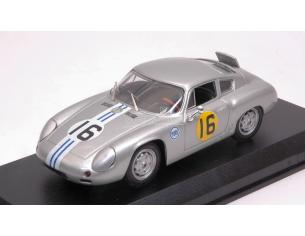 Best Model BT9689 PORSCHE 356 B ABARTH N.16 WINNER CLASS 3 H DAYTONA 1963 C.CASSEL 1:43 Modellino