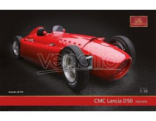 CMC CMC175 FERRARI D50 1954-55 PRESS VERSION RED 1:18 Modellino