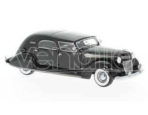 Neo Scale Models NEO46766 CHRYSLER IMPERIAL C-15 LE BARON CITY CAR 1937 BLACK 1:43 Modellino