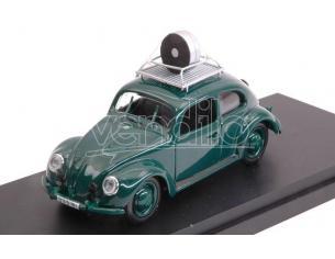 Rio RI4556 VW MAGGIOLINO WIESBADEN POLICE SPEED CONTROL 1957 1:43 Modellino