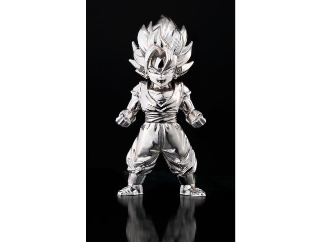 BANDAI ABSOLUTE CHOG DRAGON BALL SSGSS DZ-16 MINI FIGURA