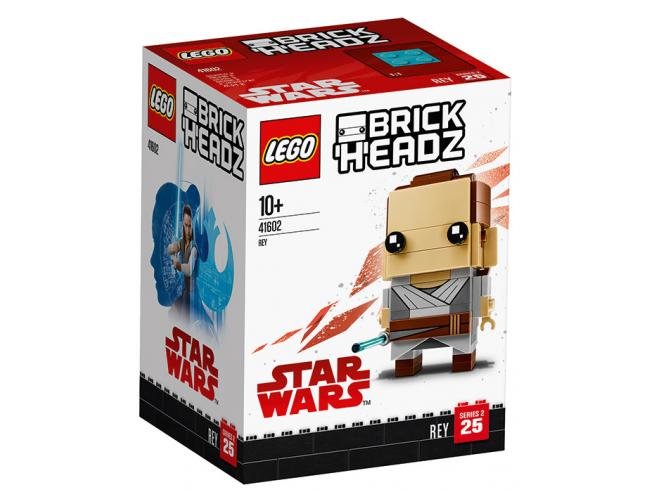 LEGO BRICKHEADZ 41602 - STAR WARS: REY