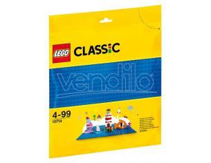 LEGO CLASSIC 10714 BASE BLU CLASSIC - COSTRUZIONI