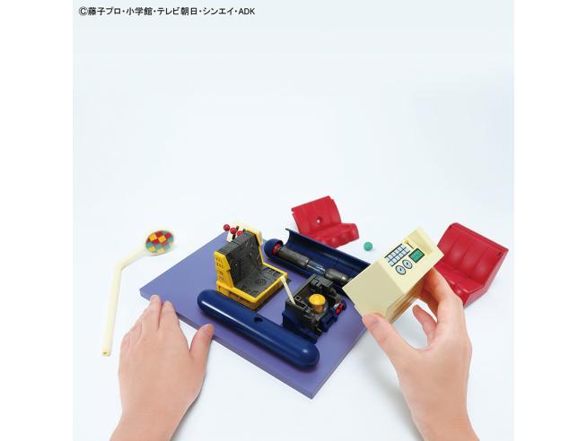 Bandai Model Kit Figura Rise Doraemon Macchina Del Tempo Model Kit