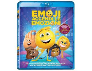 EMOJI MOVIE ANIMAZIONE - BLU-RAY