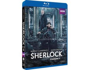 SHERLOCK 4 SERIE TV - BLU-RAY