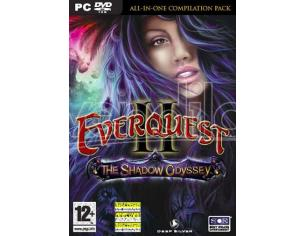 EVERQUEST II: THE SHADOW ODYSSEY MMORPG - GIOCHI PC