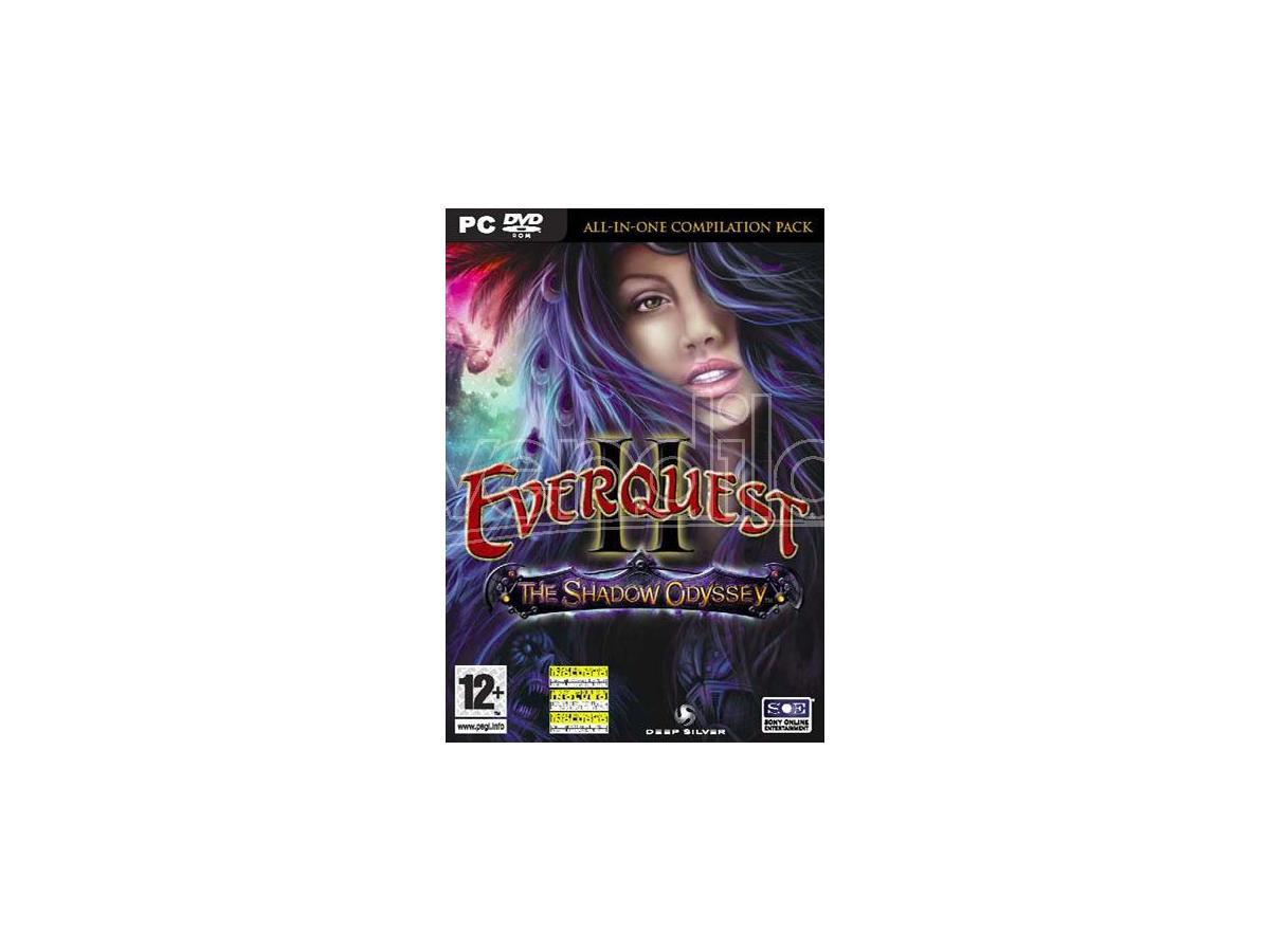EVERQUEST II: THE SHADOW ODYSSEY MMORPG - GIOCHI PC