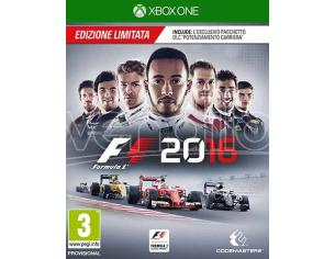 F1 2016 LIMITED ED. GUIDA/RACING - XBOX ONE