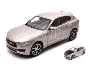 Welly WE24078G MASERATI  LEVANTE 2016 GOLD 1:24-27 Modellino