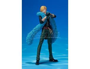 One Piece Zero Sanji Figura 15 cm 20th Anniversario Diorama 7 Bandai