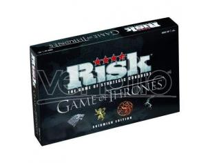 Gioco Tavolo Risiko Game of Thrones Skirmish Inglese Winning SCATOLA ROVINATA