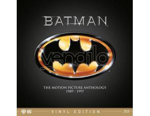 BATMAN ANTHOLOGY 1989-1997 - VINYL EDIT AZIONE BLU-RAY