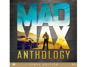 Mad Max Anthology - Vinile Edition Fantascienza Blu-ray