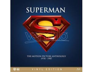 SUPERMAN ANTHOLOGY - VINYL EDITION AVVENTURA BLU-RAY