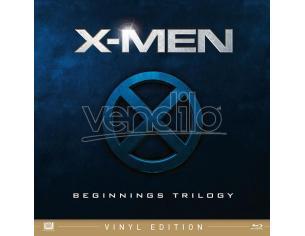 X-MEN BEGINNING TRILOGY - VINYL EDITION AVVENTURA BLU-RAY