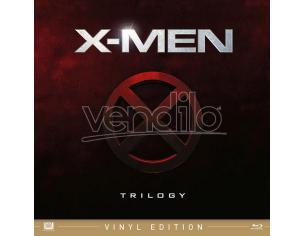 X-MEN CONFLITTO FINALE TRILOGY-VINYL ED. AVVENTURA - BLU-RAY