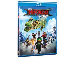 LEGO NINJAGO - IL FILM ANIMAZIONE BLU-RAY