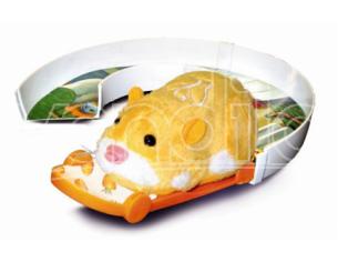Zhu Zhu Pets Babies 1809 Playset, Skateboard & U-Turn