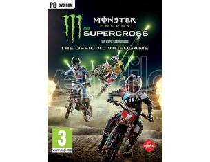 MONSTER ENERGY SUPERCROSS SPORTIVO - GIOCHI PC