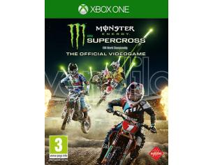 MONSTER ENERGY SUPERCROSS SPORTIVO - XBOX ONE