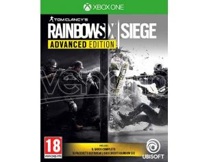 RAINBOW SIX SIEGE ADVANCED ED. AZIONE - XBOX ONE