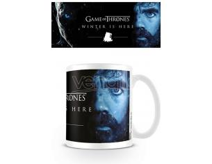 PYRAMID INTERNATIONAL GOT WINTER IS HERE TYRION MUG TAZZA