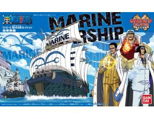 BANDAI MODEL KIT ONE PIECE GRAND SHIP COLL MARINE SHIP MODEL KIT