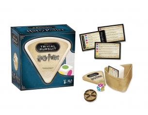 Gioco da Tavolo Trivial Pursuit Harry Potter versione Inglese Winning Moves