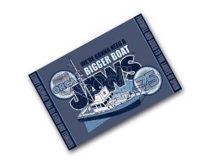 Factory Entertainment JAWS ORCA TOWEL ASCIUGAMANO