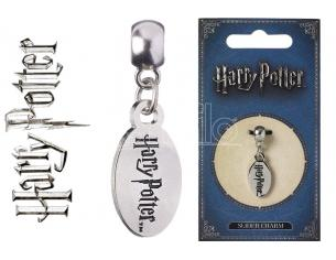 CARAT HP HARRY POTTER LOGO SLIDER CHARM CIONDOLO