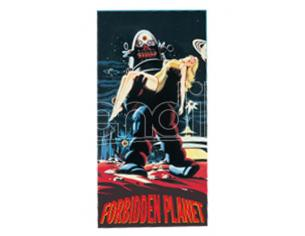 Factory Entertainment FORBIDDEN PLANET ROBBIE ROBOT TOWEL TELO MARE