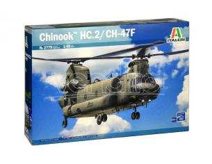 Italeri IT2779 CHINOOK HC.2 CH-47F KIT 1:48 Modellino