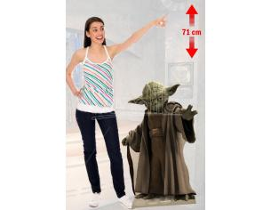 STAR STAR WARS YODA LIFESIZED CUTOUT Sagomato Lifesize