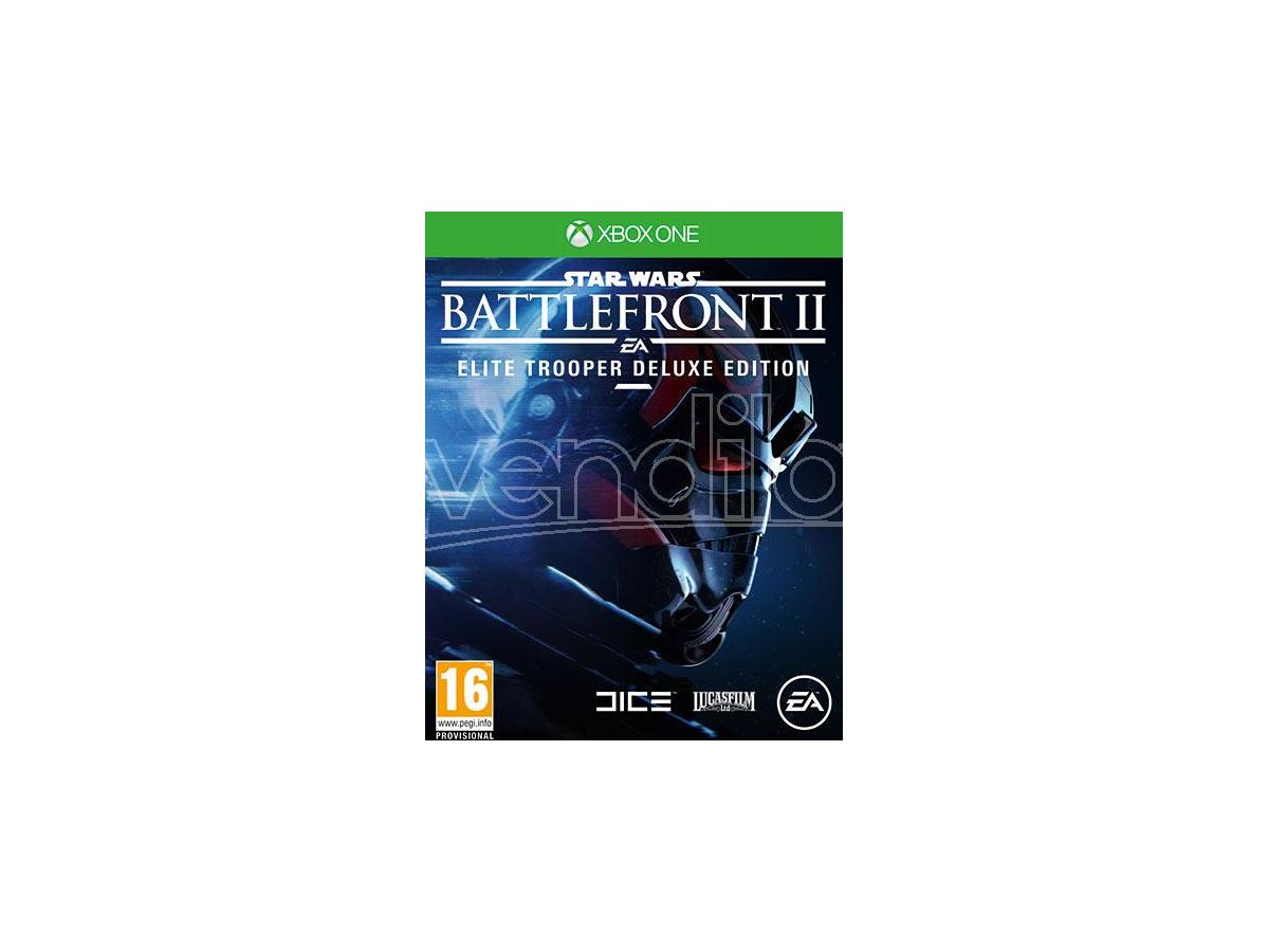 STAR WARS BATTLEFRONT 2 ELITE TROOPER SPARATUTTO - XBOX ONE