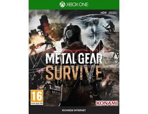 METAL GEAR SURVIVE AZIONE - XBOX ONE