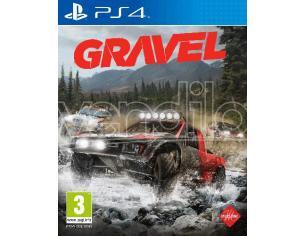 GRAVEL GUIDA/RACING - PLAYSTATION 4