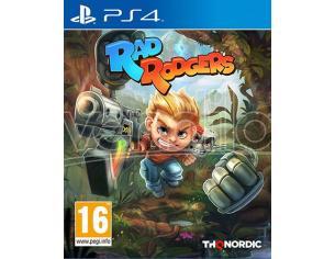 RAD RODGERS AZIONE - PLAYSTATION 4