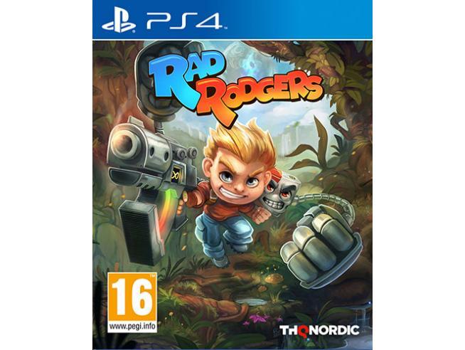 RAD RODGERS AZIONE - PLAYSTATION 4