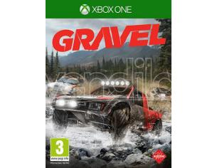GRAVEL GUIDA/RACING - XBOX ONE