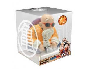 PLASTOY DRAGON BALL MASTER ROSHI MINI BANK SALVADANAIO