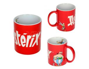 SD TOYS ASTERIX LOGO LASER ETCHED MUG TAZZA