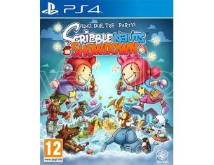 SCRIBBLENAUTS SHOWDOWN PARTY GAME - PLAYSTATION 4